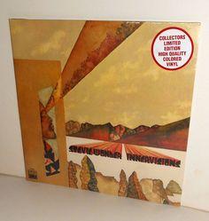 STEVIE WONDER innervisions Lp Record RED Vinyl gatefold cover SEALED , funk soul #Funk