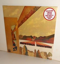 STEVIE WONDER innervisions Lp Record RED Vinyl gatefold cover SEALED , funk soul #Funk