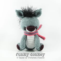 funky-donkey-Tales-of-Twisted-Fibers