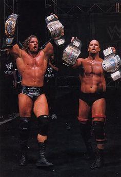 Triple H & Stone Cold