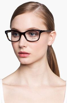 Prada 52mm Optical Glasses (Online Exclusive) available at #Nordstrom