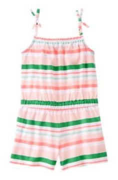 Gymboree Island Cruise 4 5 Pink Chevron Pattern Dress Summer 15