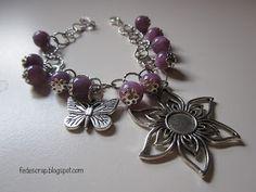 FedeScrap: bijoux  Braccialetti con pietre dure