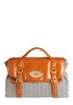 Reach New Levels Satchel   Mod Retro Vintage Bags   ModCloth.com