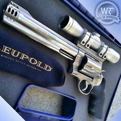 Smith and Wesson 500 Mag