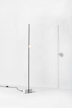 Luminária de piso ADOBE____ Design Guilherme Wentz [lançamento 2016]