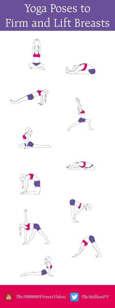 Yoga Poses to Lift and Firm at Home Naturally #chest_workout_at_home #chest_work