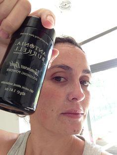 Polishing Powder de Antonia Burrell. The best!!!