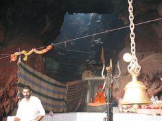 caves of uttarakhand This is parvati cave 6-7 km above neelkanth temple rishikesh.