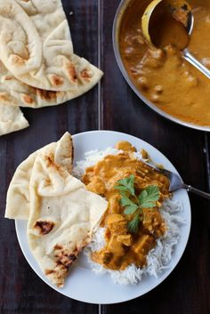 Sick of eating plain chicken breasts for dinner? This Indian butter chicken recipe is sure to switch things up.