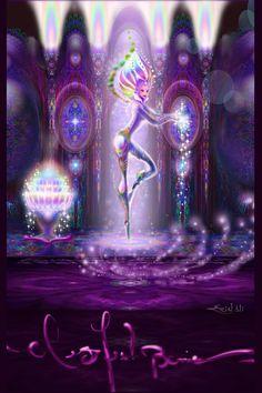 Cosmic Being Illumination