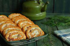 rolada marchewkowa ztwarożkiem Gluten