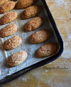 biscotti da inzuppo allo zucchero di canna