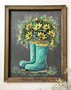 Sunflowers on vintage milk jug