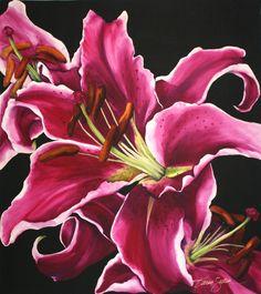 leonard thompson silk painter - Google Search