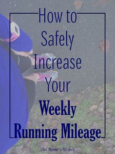 One of the best ways to run faster is to increase training volume. With these…
