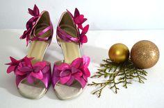 Sytě růžové svatební boty -  taneční styl úprava pro běžné nošení venku. Sýto ružové svadobné topánky - v tanečnom štýle s úpravou pre bežné nosenie vonku, svatební obuv, společenksá obuv, spoločenské topánky, topánky pre družičky, svadobné topánky, svadobná obuv, obuv na mieru, topánky podľa vlastného návrhu, pohodlné svatební boty, svatební lodičky, svatební boty se zdobením,topánky pre nevestu, ružové, cyklaménové svadobné topánky Wedding, Shoes, Fashion, Casamento, Zapatos, Moda, Shoes Outlet, La Mode, Weddings