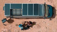 How Many Solar Panels are Needed to Power a DIY Camper Van Electrical System - Star Rv Solar Panels, Solar Panel Installation, Diy Camper, Truck Camper, Van Life, Motorhome, Ambulance, Sprinter Camper, Camper Van Conversion Diy