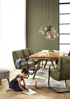 Trendy Home Dco Small Coffee Tables Ideas Style At Home, Home Living Room, Living Room Decor, Dining Table Lighting, Green Apartment, Small Coffee Table, Coffee Tables, European Home Decor, Home Wallpaper