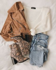 Outfit of the day inspiration Mode Outfits, Trendy Outfits, Fashion Outfits, Womens Fashion, Fashion Tips, Looks Chic, Looks Style, My Style, Fall Winter Outfits