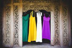 A Crazy Cool Bali Wedding: Myles & Barbara