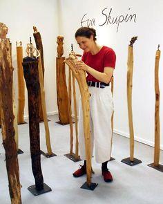 holzskulptur w chter gearbeitet aus lindenholz holzbildhauen pinterest holzskulpturen. Black Bedroom Furniture Sets. Home Design Ideas