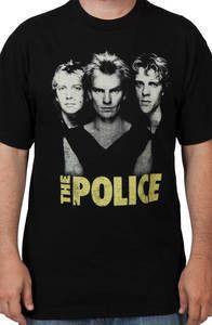 The Police Shirt
