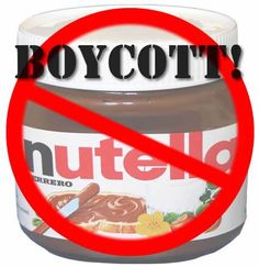 The scariest thing that people don't know about Nutella is that it contains monosodium glutamate (MSG), also known as E621. It's cleverly hidden inside an artificial flavor called vanillin which is labeled on every Nutella jar. It also contains the toxic GMO emulsifier soy lecithin and palm oil whose extraction is ravaging forests and wildlife throughout the world.