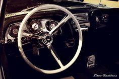 Interior Thunderbird.