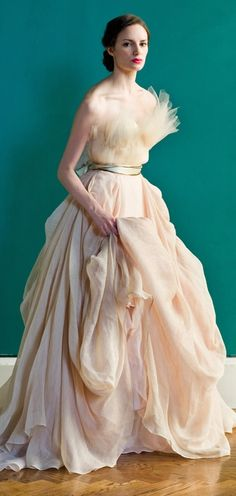 Carol Hannah Bridal - 2013 Wedding Dresses - Grand Palais by Carol Hannah