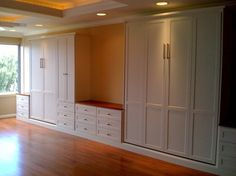Murphy Bed Design Ideas view in gallery horizanatal murphy bed seems a more elegant and compact alternative to the traditional design Guest Room Design Ideas Decorating Ideas Beds Interiordesign Bedroom Designs