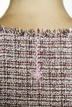 ab Februar     Schwungvolles Kleid aus Bouclé mit ausgestelltem Rock. Sequin Skirt, Sequins, Rock, Skirts, Fashion, Full Skirts, February, Summer, Gowns