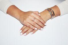 Weiße Nägel - mein Lieblingslook für Nägel im Frühling Nails Inspiration