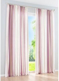 """Vorhang """"Lilly"""" (1er-Pack), bpc living, rose"""