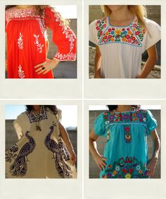 mexican embroidery | EMBROIDERED MEXICAN SHIRT | Embroidery Designs