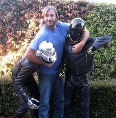 DJ Falcon (DP Too?) At Hard NYE LA 2011 | The Daft Club - Daft Punk Fansite