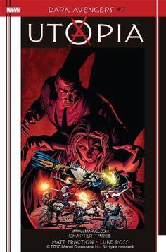 Marvel Dark Avengers Utopia #7