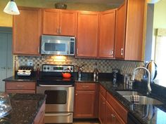 Cheap kitchen upgrades on pinterest new kitchen budget for Cheap kitchen cabinets installed