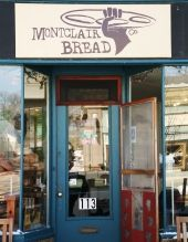 Montclair Bread Company - 113 Walnut St. DONUTS to make you fall in love! Freshly baked bread, sandwiches too.