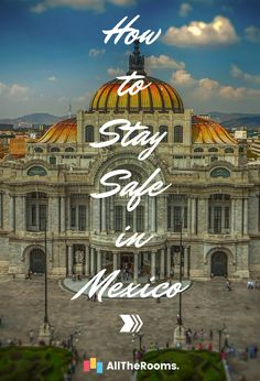 Mexico is a vibrant country full of many friendly people, eager to welcome you with open arms. However, like anywhere in the world, some people have alternative motives so you need to practice some general safety awareness. Here's our guide on how to practice safety in #Mexico.