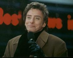 Barry Manilow Today | Barry Manilow at the Today Show in New York City (November 21, 2001)
