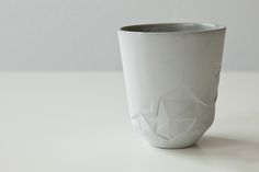 Mok Cup - Faceted Tableware