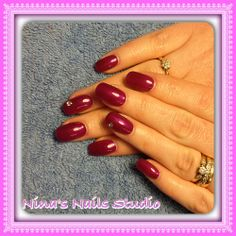 CND TANGO PASSION Cnd, Tango, Gel Nails, Passion, Nail Gel, Gel Nail