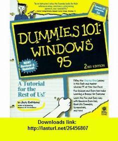 Dummies 101  Windows 95 (0785555501812) Andy Rathbone , ISBN-10: 076450181X  , ISBN-13: 978-0764501814 ,  , tutorials , pdf , ebook , torrent , downloads , rapidshare , filesonic , hotfile , megaupload , fileserve