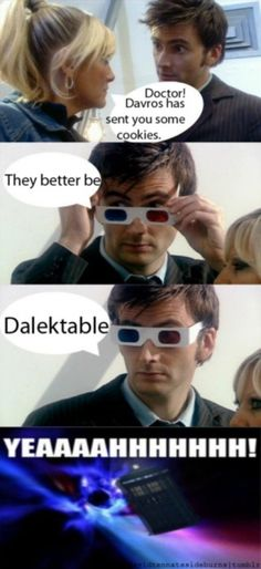Doctor Who meets CSI: Miami - Tennant