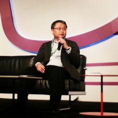 Lawrence Chai of MAS. They are about to launch a new booking engine btw. #wit2012 #witconference2012 #webintravel #itbasia #itbasia2012 #itbasia #marinabaysands #mbs #singapore #onlinetravel #travel #technology #socialmedia #marketing #igsg - @webintravel- #webstagram