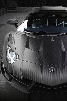 Mansory | Lamborghini Aventador LP 750-4 Superveloce Stealth Carbon...