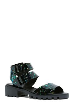 Miista Patti Sandal | Shop 24 Hour Party People at Nasty Gal