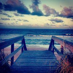Photography by Rubybirdie. #instagram #boardWalk #ocean