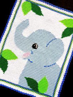 Hobby Lobby Project - My Little Softie! - Crochet Blanket ...